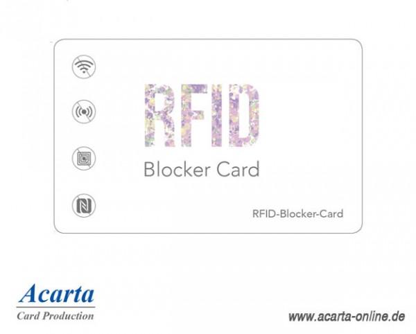 RFID-Störsenderkarte Motiv 05 ART